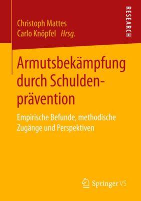Armutsbekämpfung durch Schuldenprävention -  pdf epub