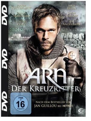 Arn - Der Kreuzritter, DVD