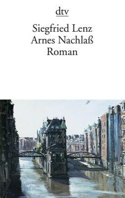 Arnes Nachlaß - Siegfried Lenz |