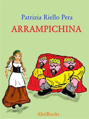 Arrampichina, Patrizia Riello Pera