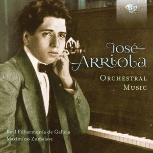 Arriola:Orchestral Music, Maximino Zumalave, Real Filharmonia De Galicia