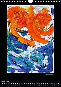 Art by Eveline ChristinaCH-Version (Wandkalender 2019 DIN A4 hoch) - Produktdetailbild 5