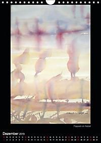 Art by Eveline ChristinaCH-Version (Wandkalender 2019 DIN A4 hoch) - Produktdetailbild 12