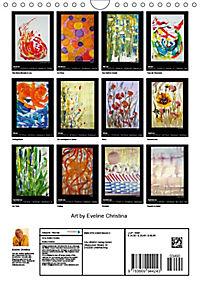 Art by Eveline ChristinaCH-Version (Wandkalender 2019 DIN A4 hoch) - Produktdetailbild 13
