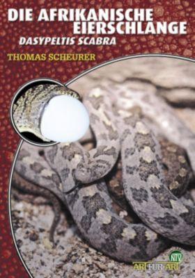 Art für Art: Die Afrikanische Eierschlange, Thomas Scheurer