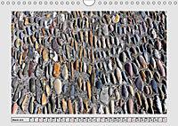 Art made of Stones (Wall Calendar 2019 DIN A4 Landscape) - Produktdetailbild 3
