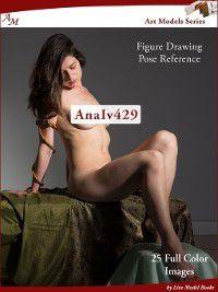 Art Models Poses: Art Models AnaIv429, Douglas Johnson