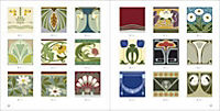 Art Nouveau Tile Designs, m. CD-ROM - Produktdetailbild 1