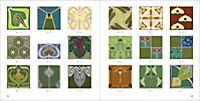 Art Nouveau Tile Designs, m. CD-ROM - Produktdetailbild 2