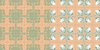 Art Nouveau Tile Designs, m. CD-ROM - Produktdetailbild 4