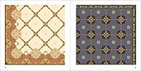 Art Nouveau Tile Designs, m. CD-ROM - Produktdetailbild 3