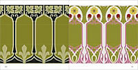 Art Nouveau Tile Designs, m. CD-ROM - Produktdetailbild 11
