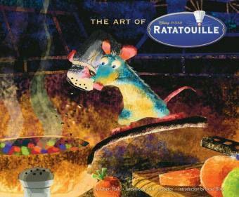 Art of Ratatouille, Karen Paik