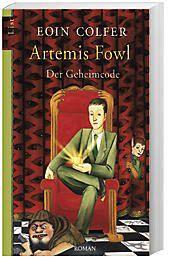 Artemis Fowl Band 3: Der Geheimcode, Eoin Colfer