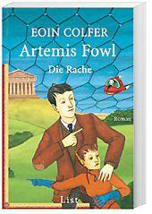 Artemis Fowl Band 4: Die Rache, Eoin Colfer