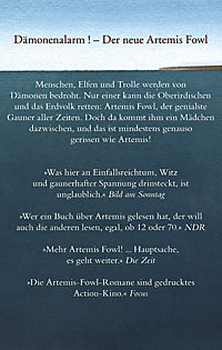 Artemis Fowl Band 5: Die verlorene Kolonie - Produktdetailbild 1
