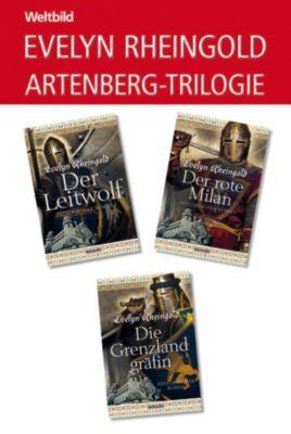 Artenberg-Trilogie, Evelyn Rheingold