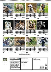 Artenvielfalt Tiere (Wandkalender 2019 DIN A2 hoch) - Produktdetailbild 13