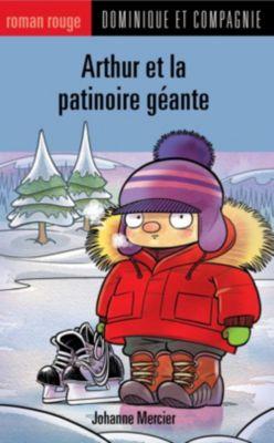 Arthur: Arthur et la patinoire géante, JOHANNE MERCIER