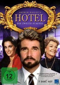 Arthur Hailey's Hotel - 2. Staffel DVD-Box, James Brolin, Corinna Sellecca