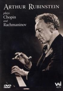 Arthur Rubinstein Plays Chopin And Rachmaninov, Arthur Rubinstein