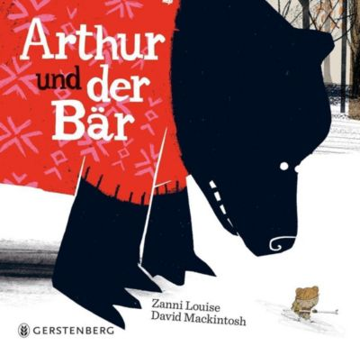 Arthur und der Bär, Zanni Louise, David Mackintosh
