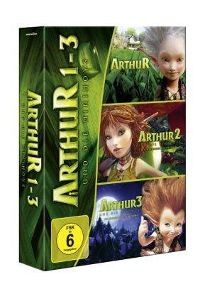 Arthur und die Minimoys 1 - 3, Diverse Interpreten