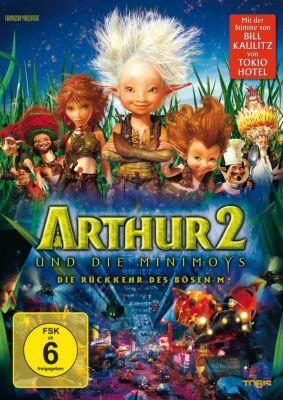 Arthur und die Minimoys 2 - Die Rückkehr des bösen M, Luc Besson, Céline Garcia
