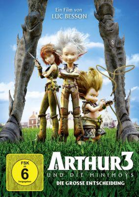 Arthur und die Minimoys 3 - Die große Entscheidung, Arthur 3