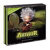 Arthur und die Minimoys, 6 Audio-CDs, Luc Besson