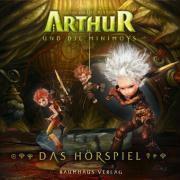 Arthur und die Minimoys, Das Original-Hörspiel zum Kinofilm, 1 Audio-CD, Luc Besson
