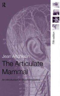 Articulate Mammal, Jean Aitchison