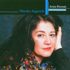 Artist Portrait, Martha Argerich