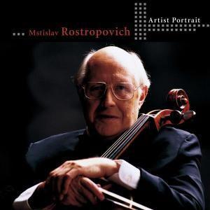 Artist Portrait, Mstislav Rostropowitsch