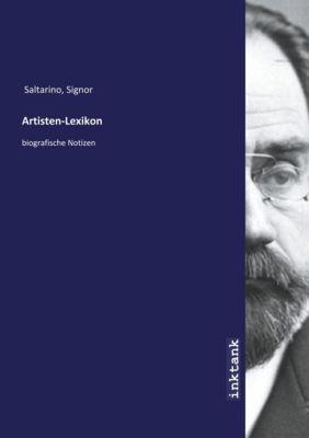 Artisten-Lexikon - Signor Saltarino |