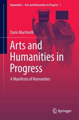 Arts and Humanities in Progress, Dario Martinelli