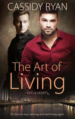 Arts & Hearts: The Art of Living, Cassidy Ryan