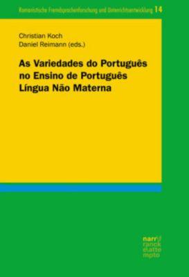 As Variedades do Português no Ensino de Português Língua Não Materna -  pdf epub