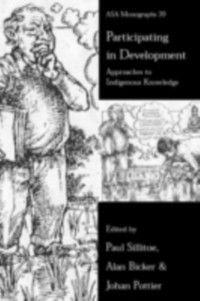 ASA Monographs: Participating in Development