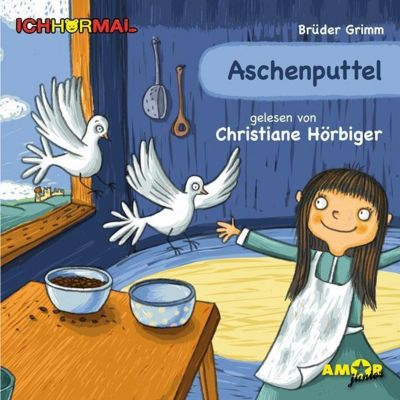 Aschenputtel, 1 Audio-CD, Jacob Grimm, Wilhelm Grimm
