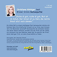 Aschenputtel, 1 Audio-CD - Produktdetailbild 1