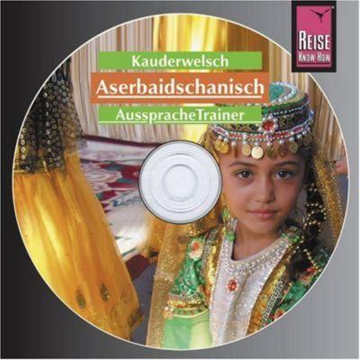 Aserbaidschanisch AusspracheTrainer, 1 Audio-CD, Raena Mammadova