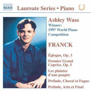 Ashley Wass (1997 World Piano Winner) (Werke von Cesar Franck), Ashley Wass