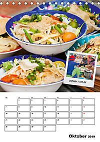ASIA STREET FOOD - Der Küchenplaner (Tischkalender 2019 DIN A5 hoch) - Produktdetailbild 10