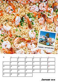 ASIA STREET FOOD - Der Küchenplaner (Tischkalender 2019 DIN A5 hoch) - Produktdetailbild 1