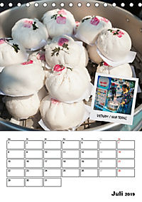 ASIA STREET FOOD - Der Küchenplaner (Tischkalender 2019 DIN A5 hoch) - Produktdetailbild 7