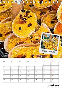 ASIA STREET FOOD - Der Küchenplaner (Tischkalender 2019 DIN A5 hoch) - Produktdetailbild 6