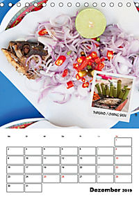 ASIA STREET FOOD - Der Küchenplaner (Tischkalender 2019 DIN A5 hoch) - Produktdetailbild 12