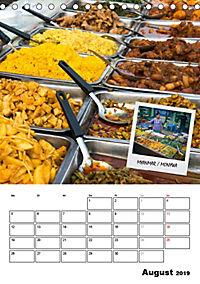 ASIA STREET FOOD - Der Küchenplaner (Tischkalender 2019 DIN A5 hoch) - Produktdetailbild 8