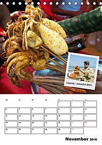 ASIA STREET FOOD - Der Küchenplaner (Tischkalender 2019 DIN A5 hoch) - Produktdetailbild 11